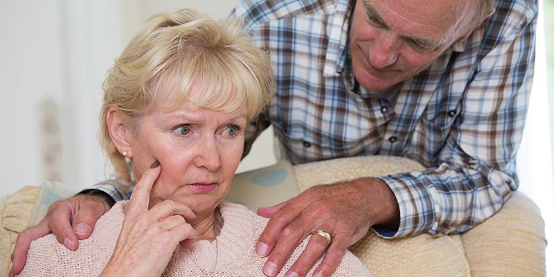 dementia and depression